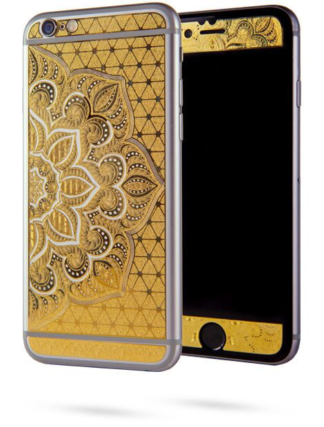 Gold Cellular Accessories
